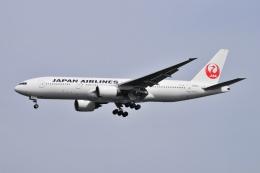Orange linerさんが、羽田空港で撮影した日本航空 777-246の航空フォト(飛行機 写真・画像)