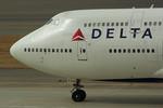 rjnsphotoclub-No.07さんが、中部国際空港で撮影したデルタ航空 747-451の航空フォト(飛行機 写真・画像)