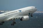 rjnsphotoclub-No.07さんが、中部国際空港で撮影したガルーダ・インドネシア航空 A330-341の航空フォト(写真)