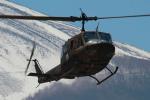 りんたろうさんが、北富士駐屯地で撮影した陸上自衛隊 UH-1Jの航空フォト(写真)