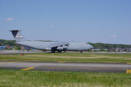 Mas Hayama Bros.さんが、横田基地で撮影したアメリカ空軍 C-5M Super Galaxyの航空フォト(飛行機 写真・画像)