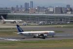 ルビーさんが、羽田空港で撮影した全日空 767-381/ERの航空フォト(写真)