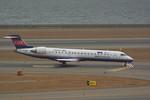 rjnsphotoclub-No.07さんが、中部国際空港で撮影したアイベックスエアラインズ CL-600-2C10 Regional Jet CRJ-702の航空フォト(写真)