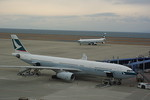 rjnsphotoclub-No.07さんが、中部国際空港で撮影したキャセイパシフィック航空 A330-343Xの航空フォト(写真)