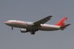 BTYUTAさんが、インディラ・ガンディー国際空港で撮影したユニ・トップエアラインズ A300B4-605R(F)の航空フォト(写真)