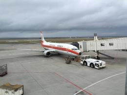 sunpoohさんが、那覇空港で撮影した日本トランスオーシャン航空 737-446の航空フォト(飛行機 写真・画像)