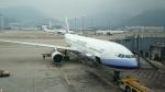 あおちゃんさんが、香港国際空港で撮影したチャイナエアライン A330-302の航空フォト(飛行機 写真・画像)