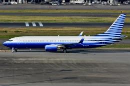 sky77さんが、羽田空港で撮影したEIEイーグル 737-8EQ BBJ2の航空フォト(飛行機 写真・画像)