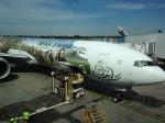 Lovely-Akiさんが、シドニー国際空港で撮影したニュージーランド航空 777-319/ERの航空フォト(写真)