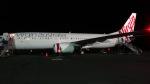 Lovely-Akiさんが、ファレオロ国際空港で撮影したヴァージン・オーストラリア 737-8FEの航空フォト(写真)