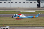 yabyanさんが、名古屋飛行場で撮影した中日本航空 204B-2(FujiBell)の航空フォト(飛行機 写真・画像)