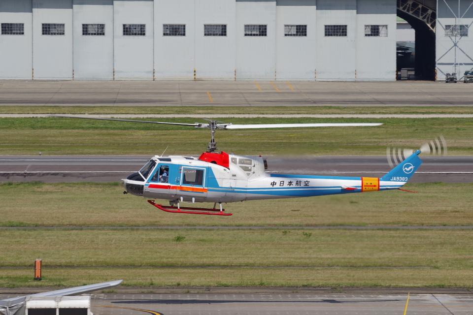 yabyanさんの中日本航空 Fuji 204/205 (JA9383) 航空フォト