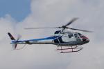 yabyanさんが、中部国際空港で撮影した中日本航空 AS355F2 Ecureuil 2の航空フォト(飛行機 写真・画像)