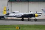 romyさんが、レントン市営空港で撮影したALIEN INVADERS LLC A-26C Invaderの航空フォト(写真)