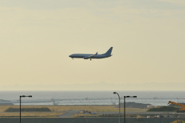 c59さんが、関西国際空港で撮影したEIEイーグル 737-8EQ BBJ2の航空フォト(飛行機 写真・画像)