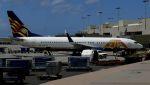 Chikaの航空見聞録さんが、ダニエル・K・イノウエ国際空港で撮影したATA航空 737-83Nの航空フォト(写真)