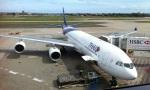 Lovely-Akiさんが、シドニー国際空港で撮影したタイ国際航空 A340-541の航空フォト(写真)