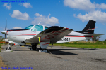 Chofu Spotter Ariaさんが、大利根飛行場で撮影した日本個人所有 E33 Bonanzaの航空フォト(写真)