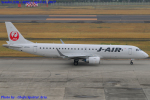 Chofu Spotter Ariaさんが、仙台空港で撮影したジェイ・エア ERJ-190-100(ERJ-190STD)の航空フォト(飛行機 写真・画像)