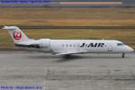 Chofu Spotter Ariaさんが、仙台空港で撮影したジェイ・エア CL-600-2B19 Regional Jet CRJ-200ERの航空フォト(写真)