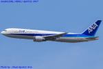 Chofu Spotter Ariaさんが、仙台空港で撮影した全日空 767-381の航空フォト(写真)