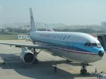 ITM44さんが、大連周水子国際空港で撮影した中国北方航空 A300B4-622Rの航空フォト(写真)
