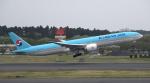 sakuraさんが、成田国際空港で撮影した大韓航空 777-3B5/ERの航空フォト(写真)