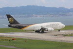 meijeanさんが、関西国際空港で撮影したUPS航空 747-45E(BDSF)の航空フォト(写真)
