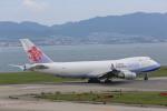 meijeanさんが、関西国際空港で撮影したチャイナエアライン 747-409F/SCDの航空フォト(写真)