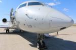 DREAMWINGさんが、グランドフォークス国際空港で撮影したピーエスエー・エアラインズ CL-600-2B19 Regional Jet CRJ-200ERの航空フォト(写真)