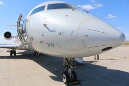 DREAMWINGさんが、グランドフォークス国際空港で撮影したピーエスエー・エアラインズ CL-600-2B19 Regional Jet CRJ-200ERの航空フォト(飛行機 写真・画像)