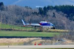 Dojalanaさんが、函館空港で撮影したアカギヘリコプター AS350B1 Ecureuilの航空フォト(飛行機 写真・画像)