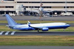 YASKYさんが、羽田空港で撮影したEIEイーグル 737-8EQ BBJ2の航空フォト(飛行機 写真・画像)