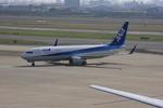 robbyさんが、伊丹空港で撮影した全日空 737-881の航空フォト(写真)