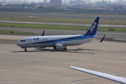 robbyさんが、伊丹空港で撮影した全日空 737-881の航空フォト(飛行機 写真・画像)