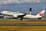 あしゅーさんが、伊丹空港で撮影した日本航空 767-346/ERの航空フォト(飛行機 写真・画像)
