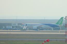 ぽっぽさんが、上海浦東国際空港で撮影した中国商用飛機 C919の航空フォト(飛行機 写真・画像)