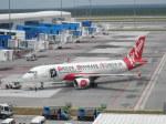 kakukiyoB77Wさんが、クアラルンプール国際空港で撮影したエアアジア A320-216の航空フォト(写真)
