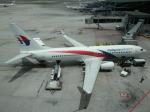 kakuteikiyosumiさんが、クアラルンプール国際空港で撮影したマレーシア航空 737-8H6の航空フォト(飛行機 写真・画像)