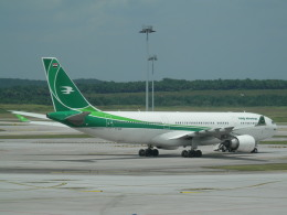 kakuteikiyosumiさんが、クアラルンプール国際空港で撮影したイラク航空 A330-202の航空フォト(飛行機 写真・画像)