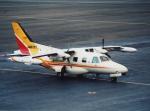 kumagorouさんが、仙台空港で撮影した三菱重工業 MU-2B-36の航空フォト(飛行機 写真・画像)