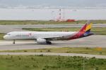 職業旅人さんが、関西国際空港で撮影したアシアナ航空 A321-231の航空フォト(写真)