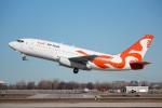 KAZ_YYZさんが、モントリオール・ピエール・エリオット・トルドー国際空港で撮影したエア・イヌイット 737-2Q2C/Advの航空フォト(写真)
