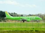 おっつんさんが、能登空港で撮影したフジドリームエアラインズ ERJ-170-200 (ERJ-175STD)の航空フォト(飛行機 写真・画像)