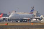 あおちゃんさんが、名古屋飛行場で撮影したオリエント・タイ航空 747-246Bの航空フォト(飛行機 写真・画像)