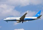 mojioさんが、成田国際空港で撮影した厦門航空 737-86Nの航空フォト(飛行機 写真・画像)