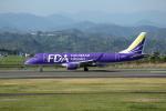 VEZEL 1500Xさんが、静岡空港で撮影したフジドリームエアラインズ ERJ-170-200 (ERJ-175STD)の航空フォト(写真)