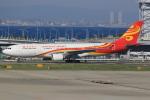 なぁちゃんさんが、関西国際空港で撮影した香港航空 A330-343Xの航空フォト(写真)