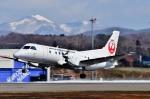 Dojalanaさんが、函館空港で撮影した日本エアコミューター 340Bの航空フォト(飛行機 写真・画像)