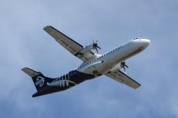 Blue Dreamさんが、ホークスベイ空港で撮影したマウントクック・エアライン ATR-72-500 (ATR-72-212A)の航空フォト(飛行機 写真・画像)